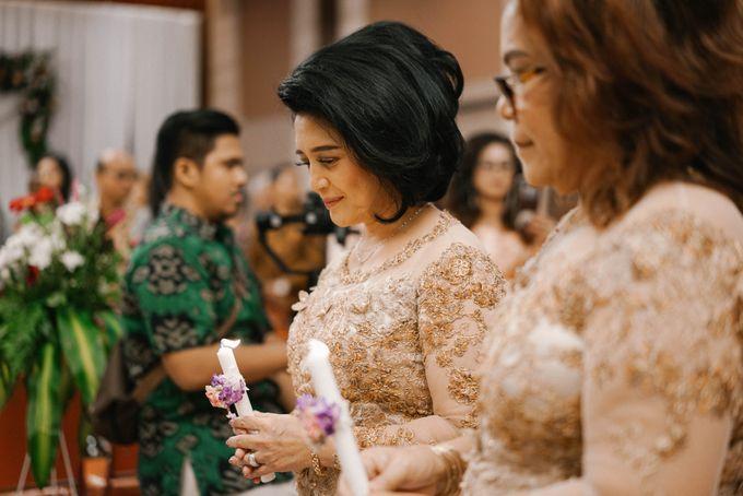 The Wedding of Ezra & Clara by Tandhakala - 020