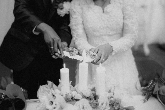 The Wedding of Ezra & Clara by Tandhakala - 024