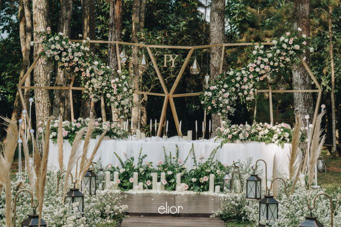 The Wedding of Peter and Yenni by Elior Design - 015