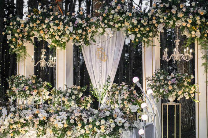 The Greek Goddess Themed Wedding of Edo and Marshella by Elior Design - 012