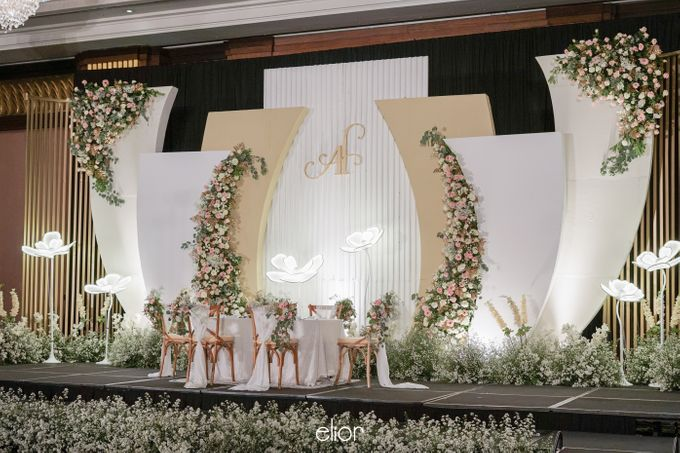The Wedding of Avi and Farhan by Elior Design - 005