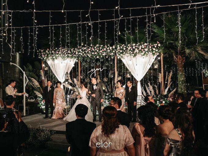 The Wedding Of  Yogi & Monica by Elior Design - 005