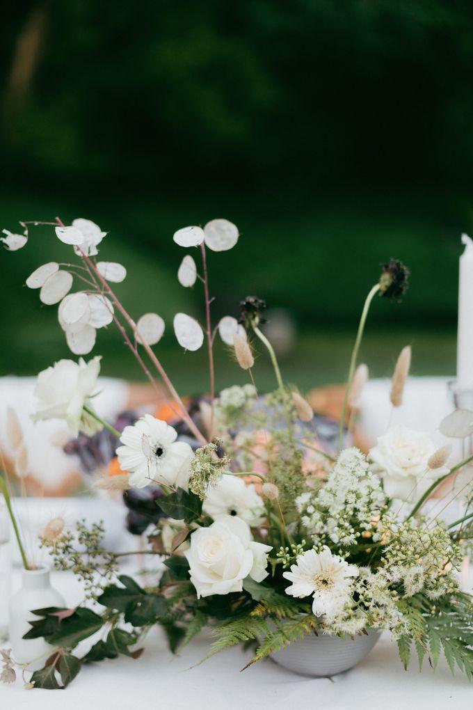 The Wedding Of David & Felicia by Elior Design - 016