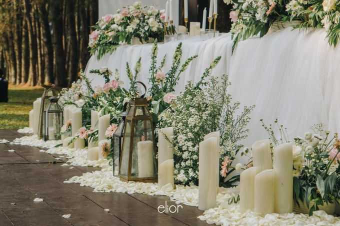 The Wedding of Peter and Yenni by Elior Design - 016