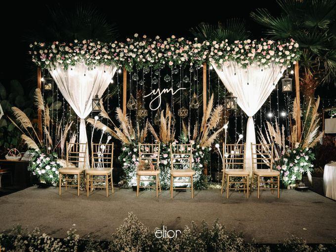 The Wedding Of  Yogi & Monica by Elior Design - 006