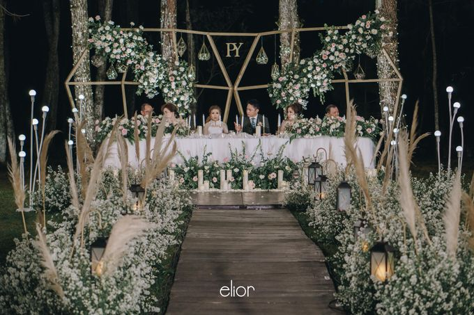 The Wedding of Peter and Yenni by Elior Design - 017