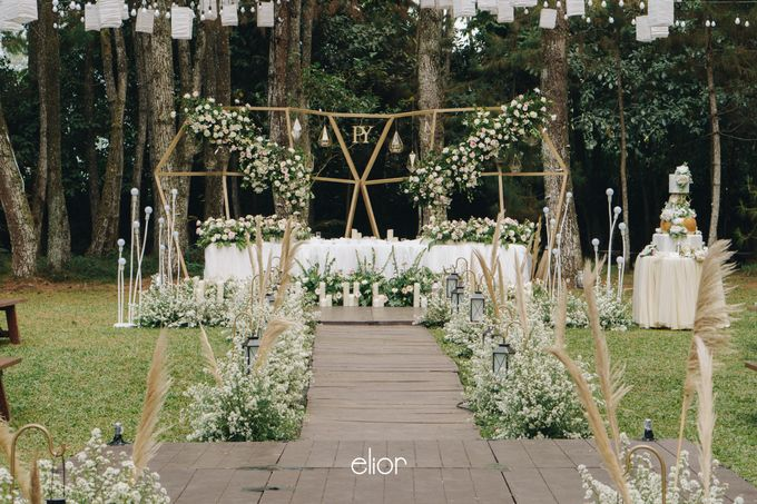 The Wedding of Peter and Yenni by Elior Design - 002