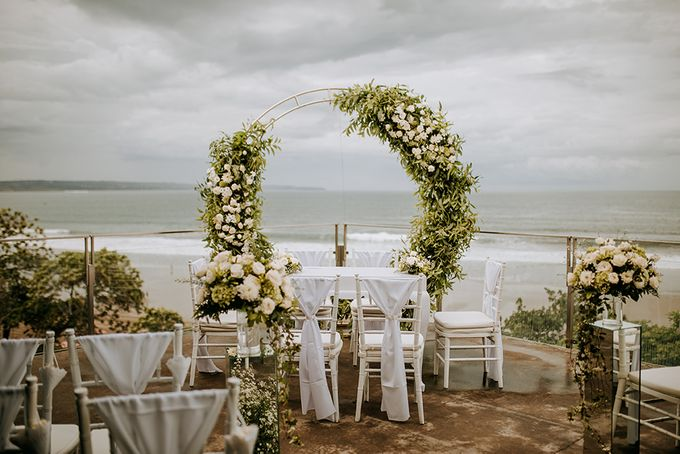 Wedding Dennis & Tara by Nika di Bali - 008