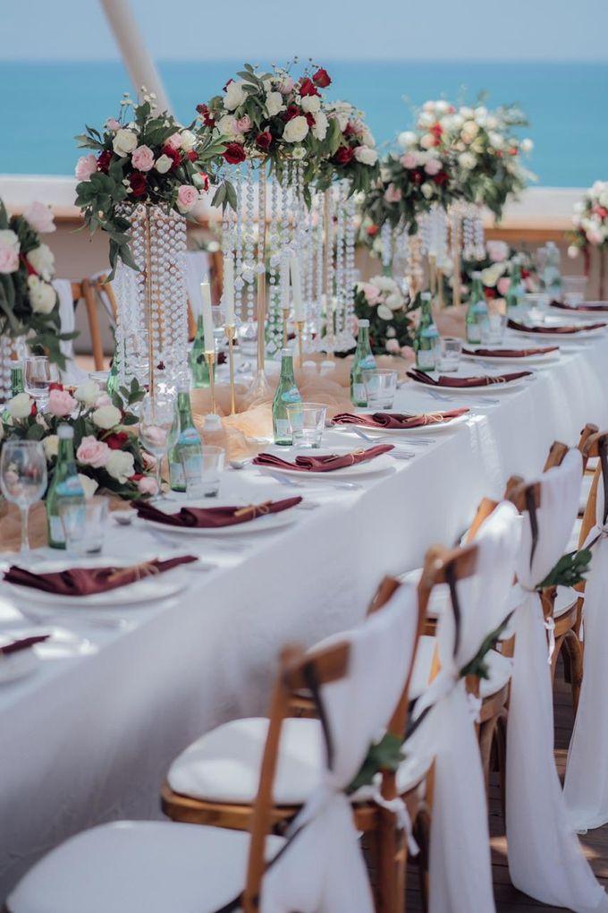 Wedding of Anesh & Ying 24 February 2019 by PMG Hotels & Resorts - 008