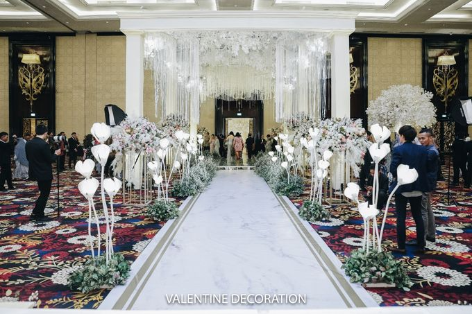 Ary & Dita  Wedding Decoration by MY MUSE BY YOFI - 008