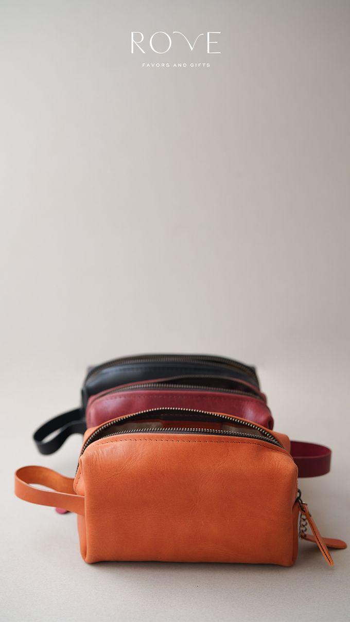 Ivan & Amelina - Custom Rason Pouch by Rove Gift - 005