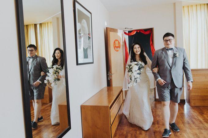 Makeup Wedding Dicky & Erika by Panda Wedding Organizer - 008