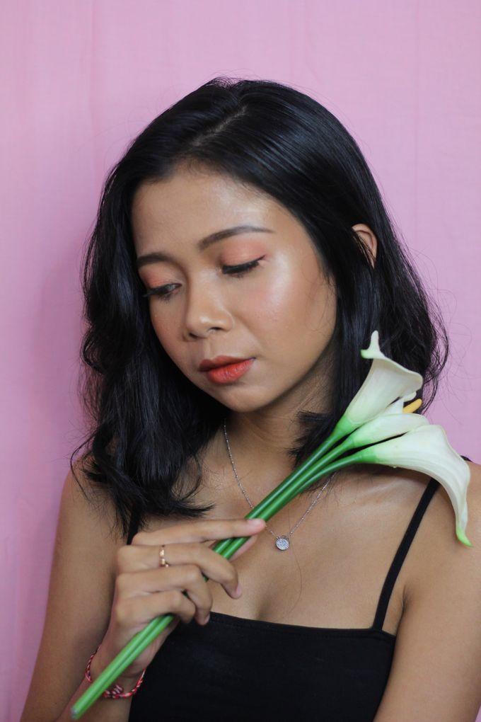 Natural & Glowing Make Up by mikUP - 004