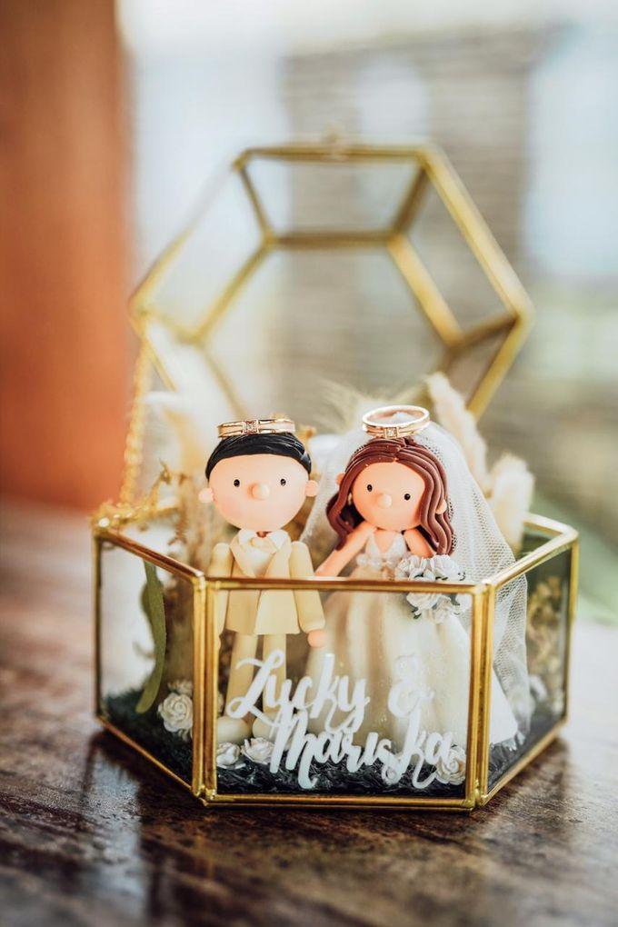 In Honor of Lucky & Mariska by Bali Becik Wedding - 009