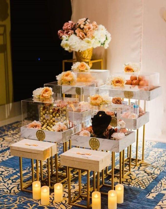 Jonathan & Michelle Engagement by Tefillah Wedding - 006