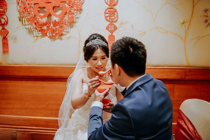 Wedding of Warren & Jennifer by Nika di Bali - 012