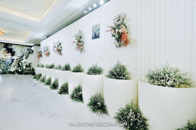 Glenn & Jesslyn Wedding Decoration by Valentine Wedding Decoration - 008