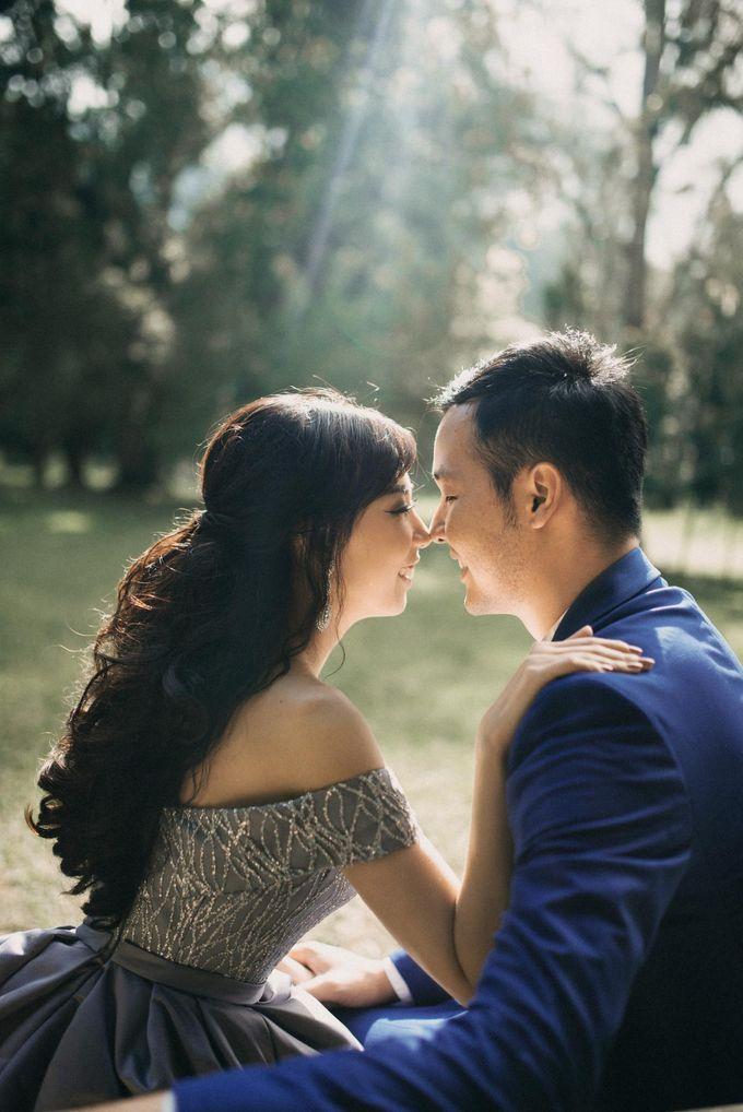 SUNDORO & LIA PREWEDDING by DHIKA by MA Fotografia - 008