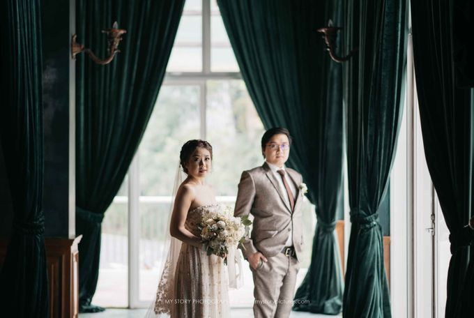 Wedding - Adrian & Viola by My Story Photography & Video - 019
