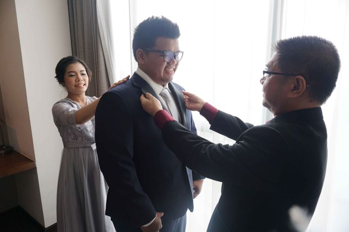 The Wedding Of Ricky Fajar Adiputra & Chika Octavia by ID Organizer - 009