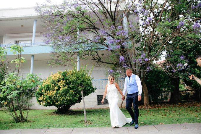 Mica & Ross British wedding by Wedding City Antalya - 008