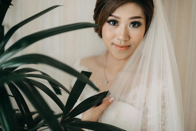 DAVID & FELICIA WEDDING by DHIKA by MA Fotografia - 008