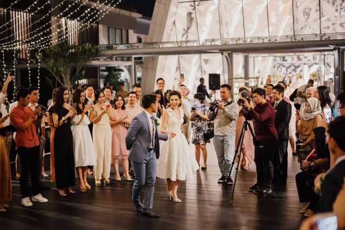 The Wedding of Kevin Wijaya & Luisa Andrea by Lithe Atelier - 002