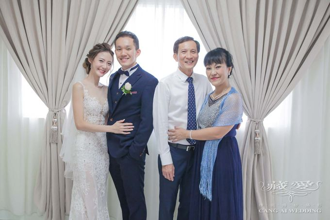 Actual Day by Cang Ai Wedding - 017