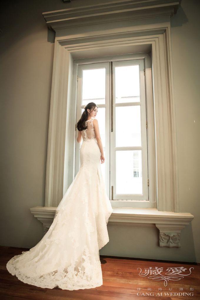 Elegance by Cang Ai Wedding - 002