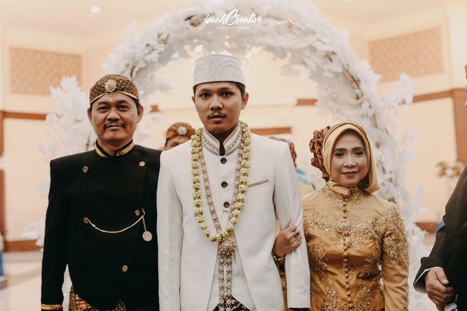 WEDDING RECEPTION OF ULFAH & DANAN by Imah Creative - 005