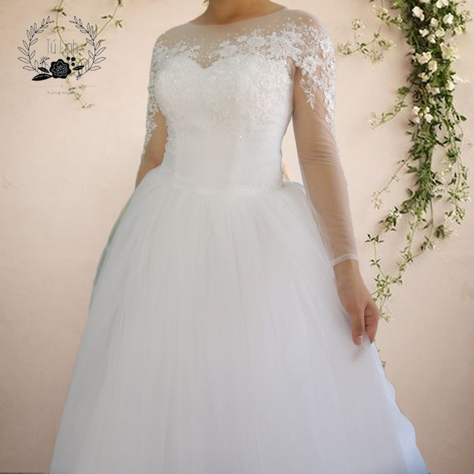 Wedding Dress In Your Dream by Tu Linh Boutique - 004