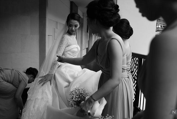 Dion Wiyoko & Fiona Wedding by Djampiro Band Bali - 008