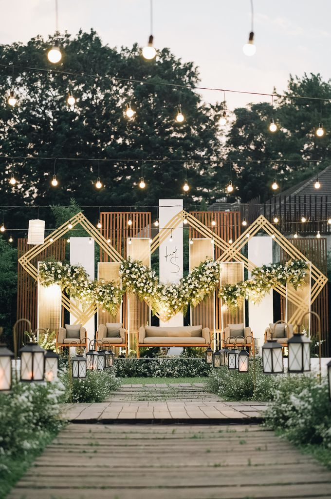 The Wedding of Henry and Stefanie by Elior Design - 014