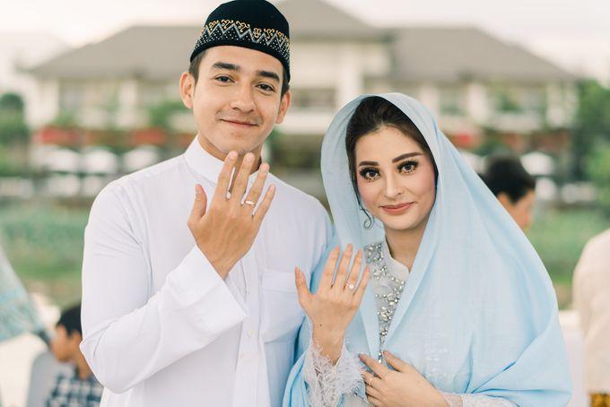 Wedding of Aliff Ali Khan & Aska Ongi by Gusde Photography - 005