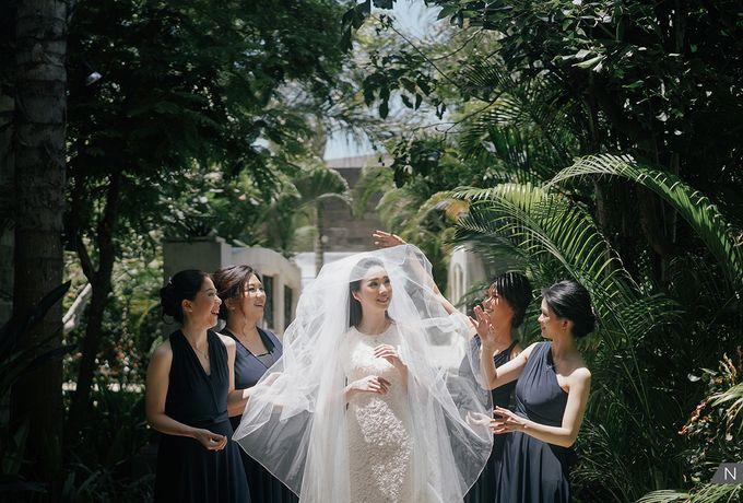 Johan & Finna Wedding by Sofitel Bali Nusa Dua Beach Resort - 008