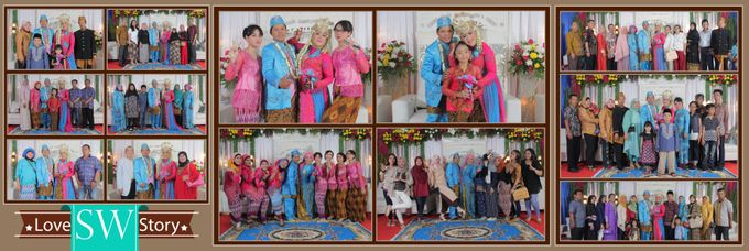 Album Kolase Pernikahan Satria & Wita by oneclick.photo - 007