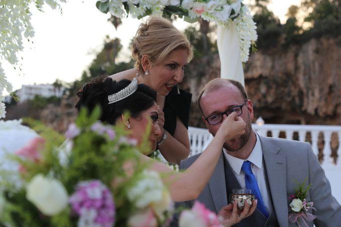Persian wedding of Bahar & Andreas by Wedding City Antalya - 008