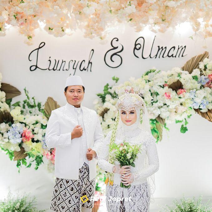 WEDDING OF LIUNSYAH & UMAM by Grand Soll Marina Hotel - 004