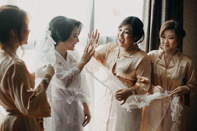 CALVIN & SANTI WEDDING by HAPE by MA Fotografia - 008