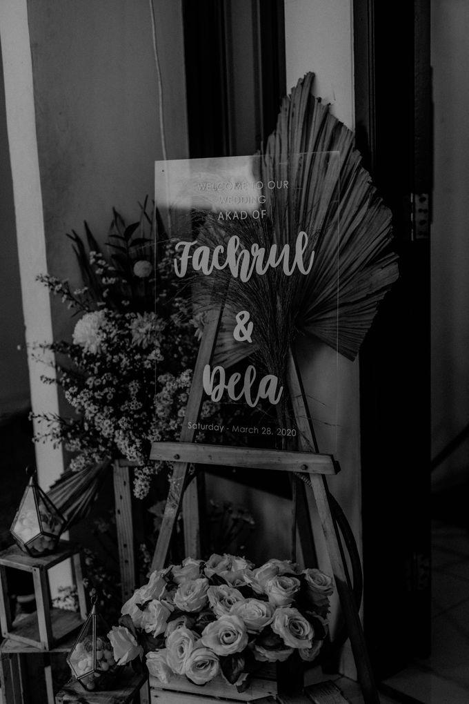 Fachrul & Dela Wedding by AKSA Creative - 008