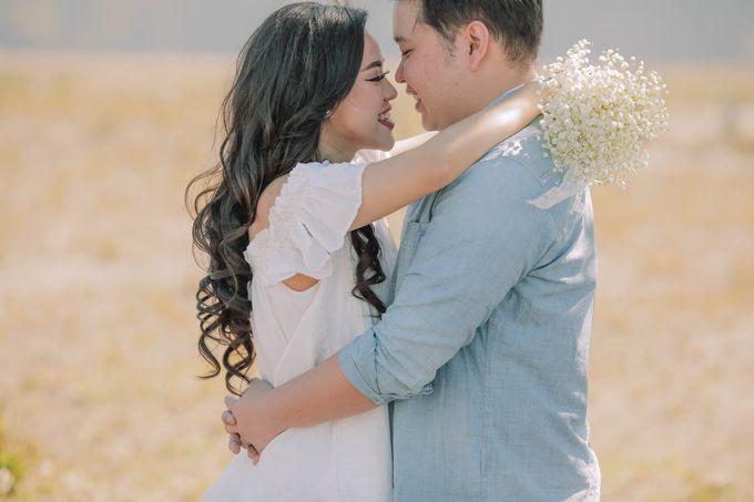 PRE - WEDDING SAMUEL & MERISA BY HENOKH WIRANEGARA by All Seasons Photo - 005