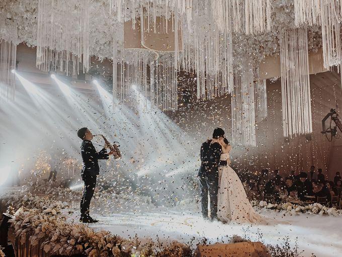 The Wedding of Yoel & Vero by Desmond Amos Entertainment - 009