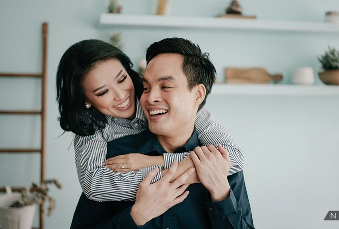 Danny & Nanette PreWedding by NOMINA PHOTOGRAPHY - 008