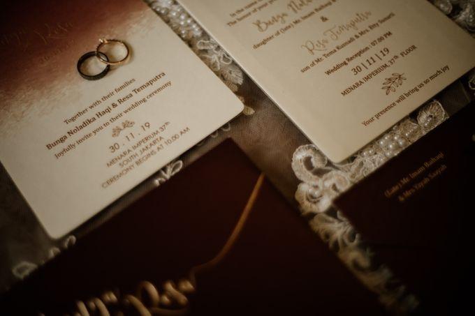 Resa & Bunga Wedding by AKSA Creative - 007