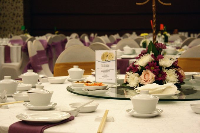 Wedding Decoration & Set Up at Holiday Inn Bandung Pasteur by Holiday Inn Bandung Pasteur - 007