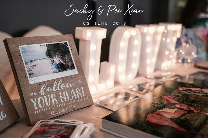 The Wedding of Jacky & Pei Xian by FW Event Pro - 008