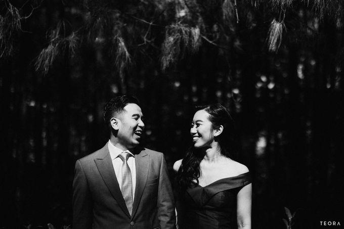 Endy & Selvi Jakarta Prewedding by Rent a Gown - 006