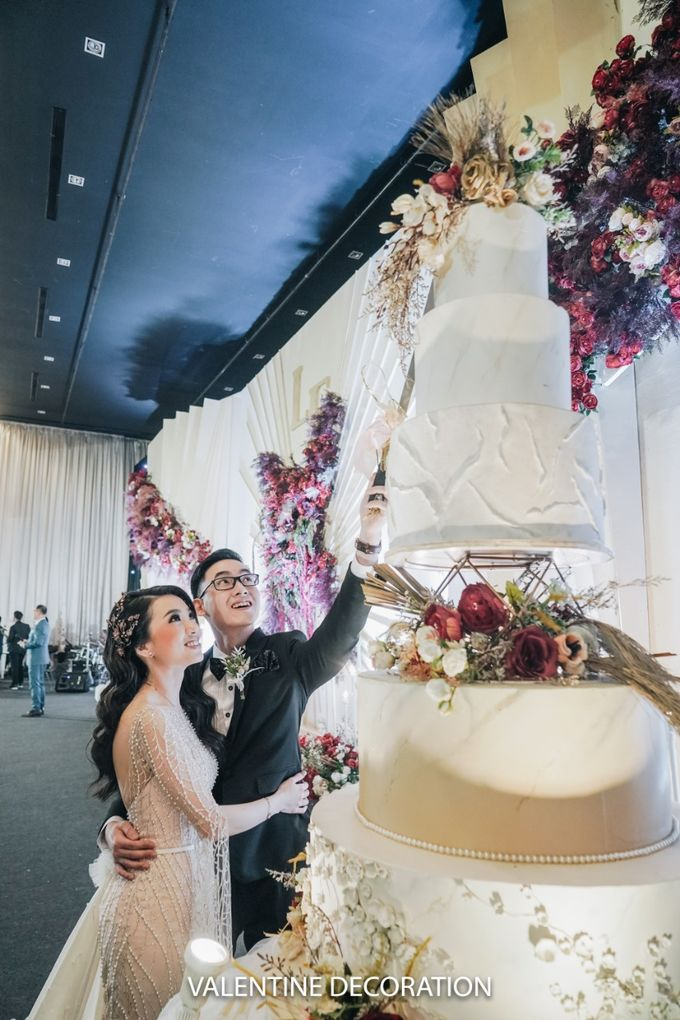 Ludwig & Eve Wedding Decoration by Andy Lee Gouw MC - 008