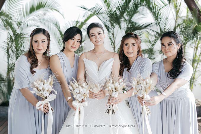 Wedding Tobi & Chrisania by My Story Photography & Video - 008