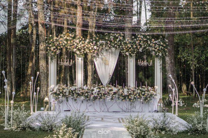 The Greek Goddess Themed Wedding of Edo and Marshella by Elior Design - 011